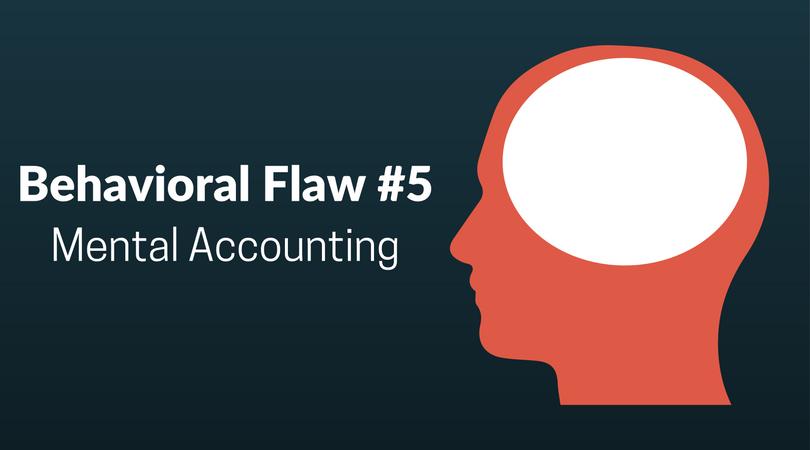 Behavioral Flaw #5